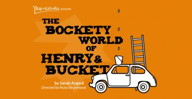 The Bockety World of Henry and Bucket by Sarah Argent