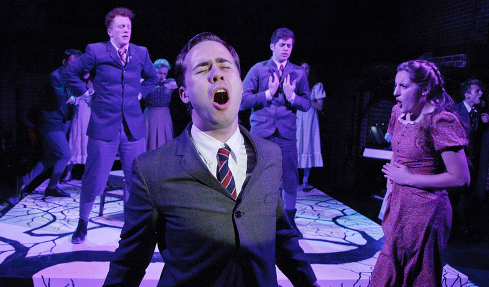 a review of spring awakening the musical Spring awakening is a rock musical with music by duncan sheik and a book and lyrics by steven sater  review, the new york times, june 16, 2006.