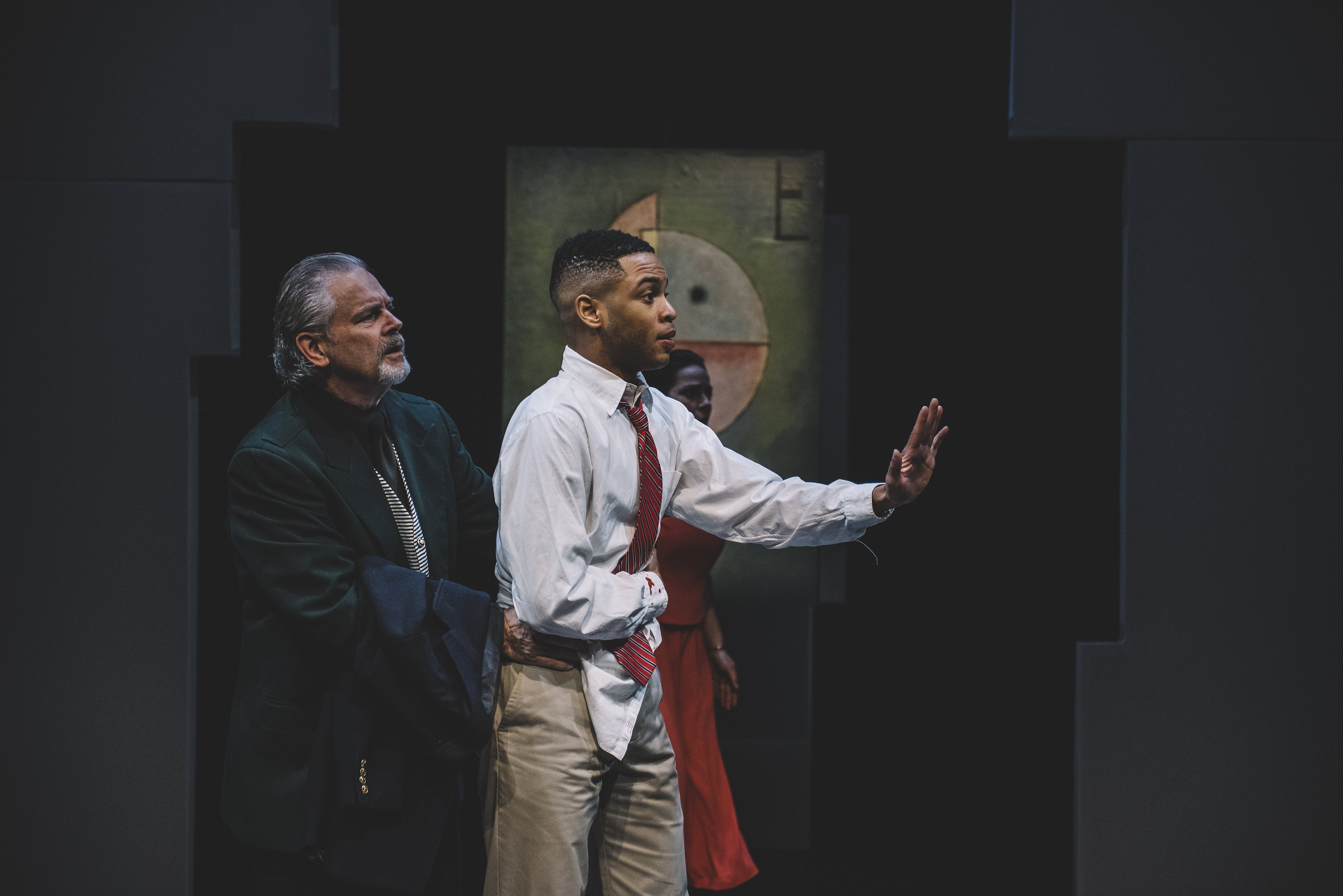 six degrees of separation Old vic, londonjohn guare's play still strikes me as an ingenious artefact rather than a play that embodies its ideas emotionally in the manner of the great american dramatists, writes michael billington.