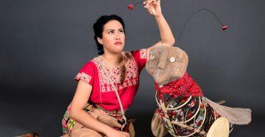 THE MAGICAL PIÑATA: AN ORIGINAL MEXICAN PLAY WITH MUSIC, book and lyrics by Karen Zacarías, music by Deborah Wicks La Puma | Photo: Mike Kozemchak
