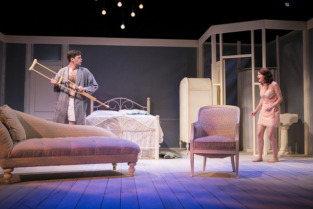 Cat On A Hot Tin Roof The Keegan Theatre