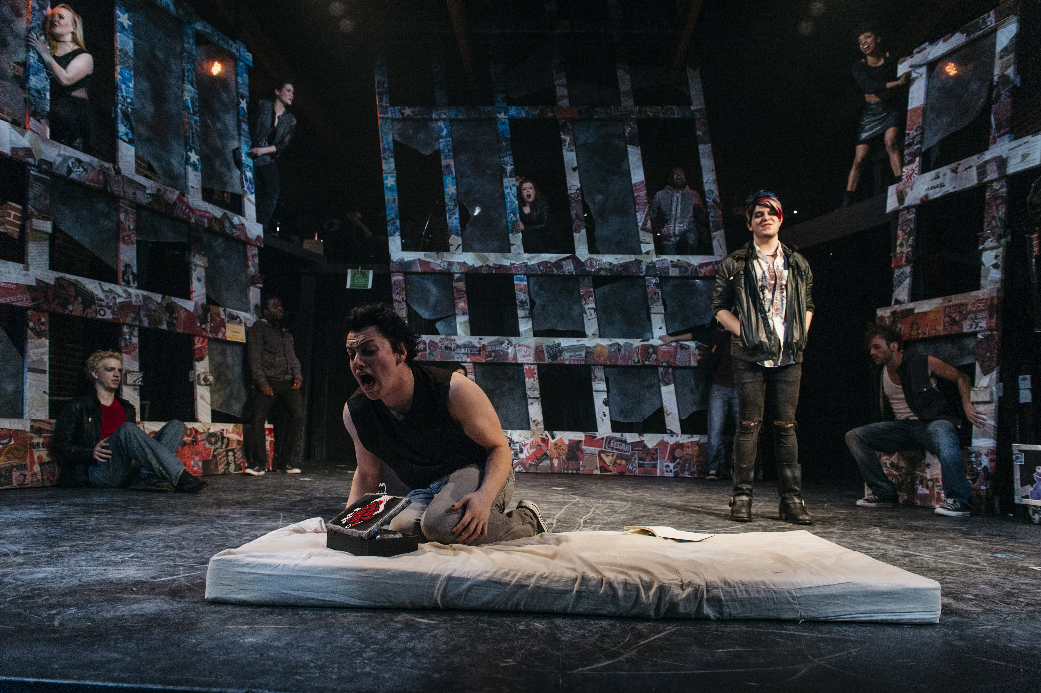 American Idiot The Keegan Theatre