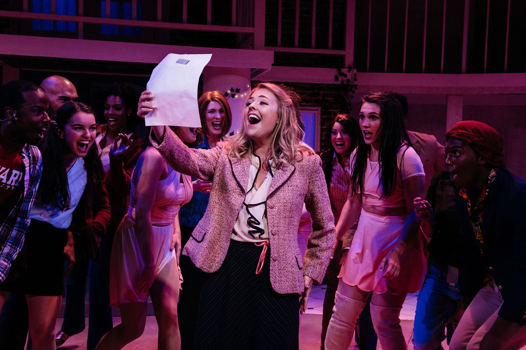 Legally Blonde, music and lyrics by Laurence O