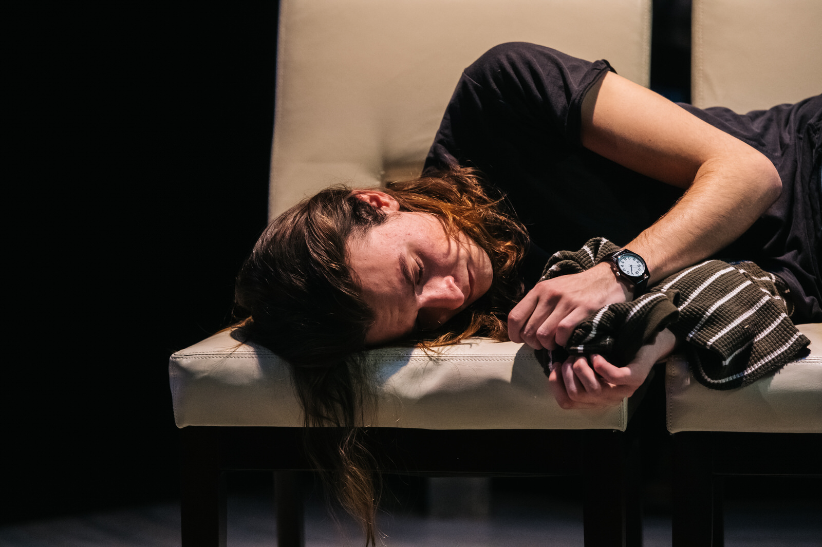 BOY by Anna Ziegler. directed by Susan Marie Rhea | Photo: Cameron Whitman Photography