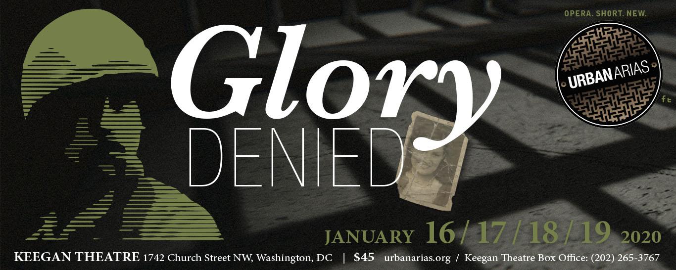 UrbanArias presents Glory Denied
